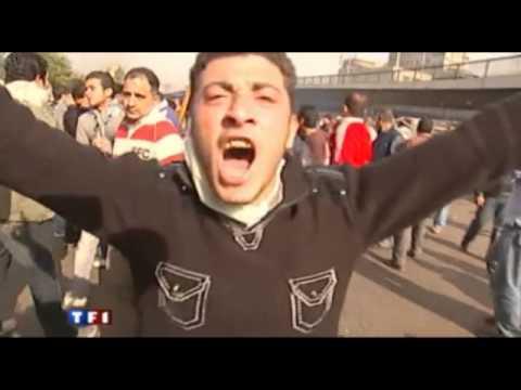 Egypte : l'insurrection se renforce un peu plus