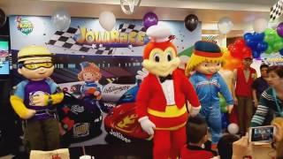 Jollibee and Jolli Friends #JolliRace Jolly Kids Party Theme