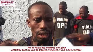 Sécurité : Fin de cavale des membres de gangs spécialisés dans les vols de grosses cylindrées