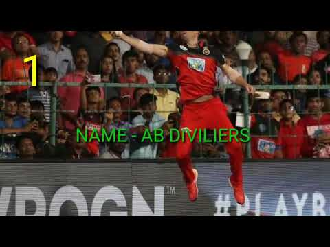 TOP 5 CATCHES IN VIVO IPL 2018