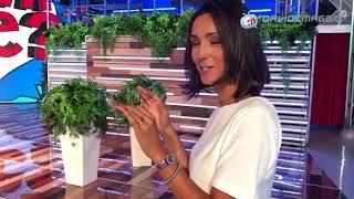 Caterina Balivo presenta in anteprima a DavideMaggio.it lo studio di Vieni da Me