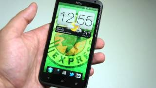 Видео HTC One XL