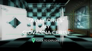 """Allegories"" by Giovanna Cerise in Second Life®"