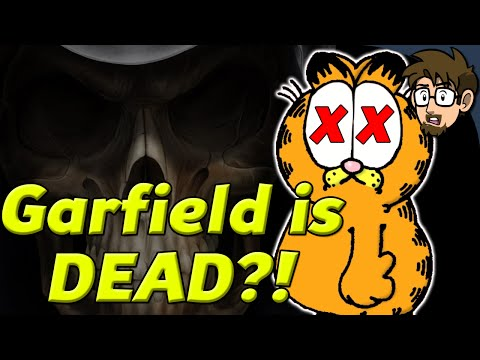 Theory: Is Garfield Dead?