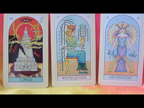 Tarot Reading for April 14 - 20