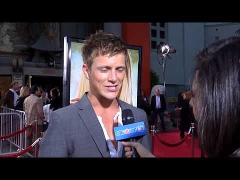 Charlie Bewley Interview (Demetri): Letters to Juliet Movie Premiere