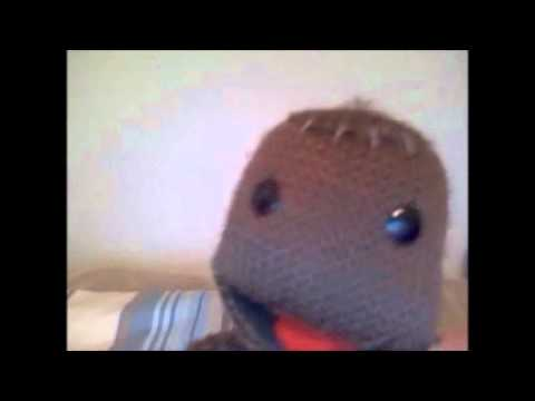 Sackboy sings major and a minor