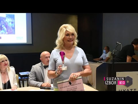 Suzanin izbor S07E301 - Priznanja za poslovne žene 2021