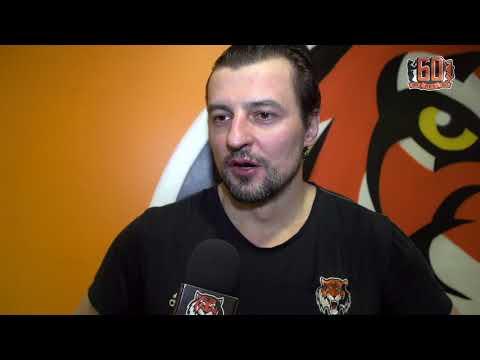 Максим Кондратьев после матча «Амур» - «Ак Барс» (07.03.18)