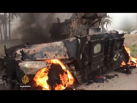 Iraqi Army regain more territory control over Fallujah