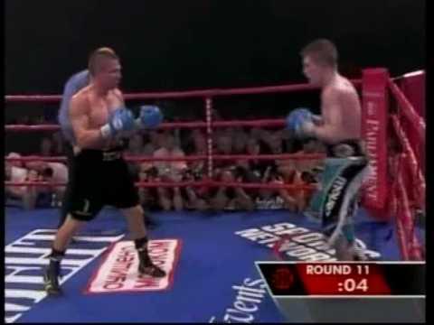 In Review 2005 Kostya Tszyu vs. Ricky Hatton