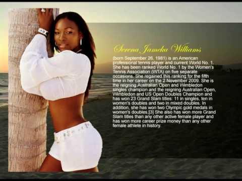 BEWARE THE STORM....Venus and Serena