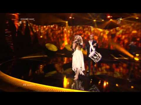 Eurovision 2013 - Denmark: Emmelie de Forest - ''Only Teardrops'' - Semi Final 1