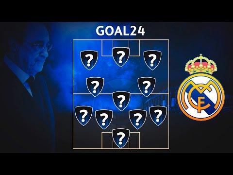 Символическая сборная «Реала» в XXI веке: от Касильяса до Роналду - GOAL24