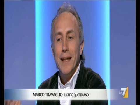 Marco Travaglio e alessandro Sallusti sull'effetto Grillo – 2° parte.