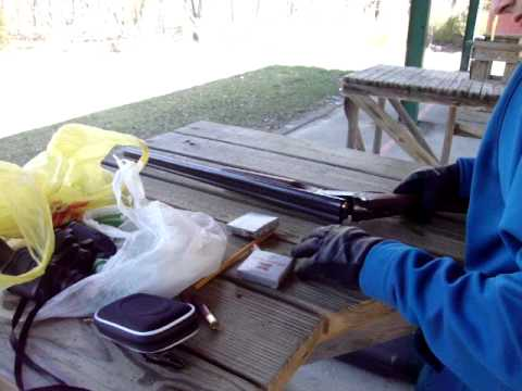 Shooting a Stoeger Uplander