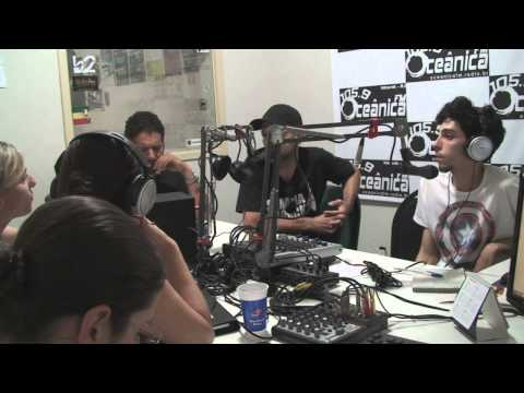 COLETIVO ROCK-Entrevista na radio Oceanica- Arariboia News-Rock in Rio