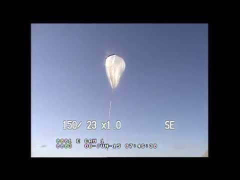 Low-Density Supersonic Decelerator/ NASA 's 2. Flying Saucer test Flight