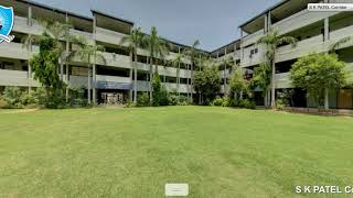 Kadi Sarva Vishwavidyalaya   Gandhinagar Campus   Virtual Tour