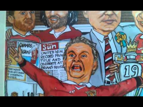 Pippa man United cat appears in caricature