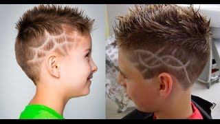 Tattoos of haircutting shears