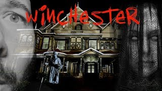(HORRIFYING) OVERNIGHT At The Winchester Mystery Mansion