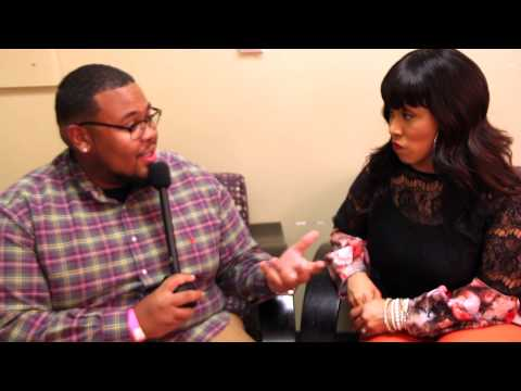 Greater Works Radio Interview WIth Erica Campbell