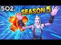 WHY SEASON 5 IS BROKEN..!!! Fortnite Daily Best Moments Ep.502 Fortnite Battle Royale Funny Moments