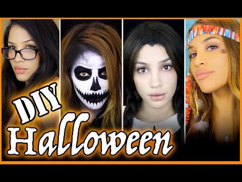 Last Minute! DIY Halloween Costume Ideas