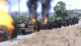 Arma 3 movie: US Army VS Army of Russian Federation