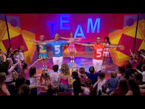 Hi-5 Original Cast Song of the week Highlights