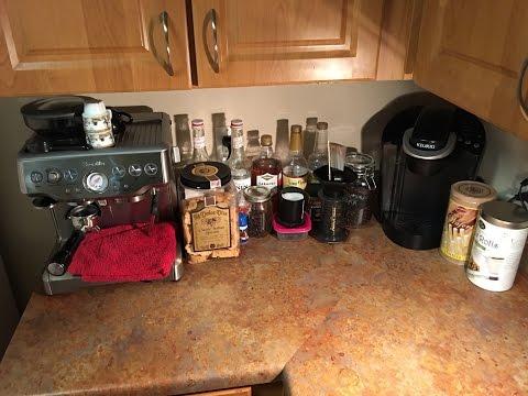 My Barista Setup - Every Way To Make Coffee!