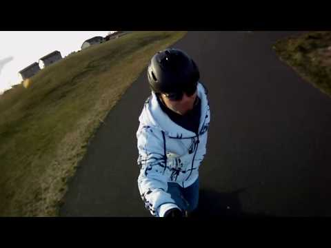 2010 Electric Skateboard Video!