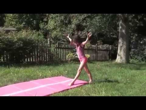 Acroanna: Future Olympian