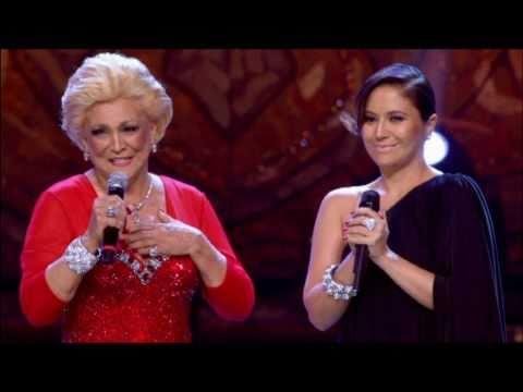 Hebe Camargo e Maria Rita - Foi assim (Juventude e ternura) + homenagem no final