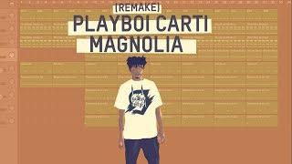 Making a Beat: Playboi Carti – Magnolia (Remake)