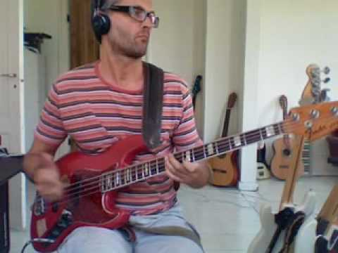 Hair - Graham Central Station - Bass Play Along