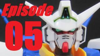 Gundam Age Episode 5 Review - Emily is watching this video