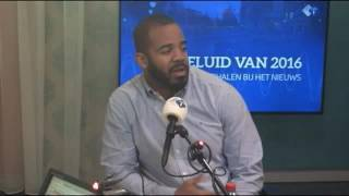 Wijkagent Dwight van de Vijver en Remy Bonjasky over etnisch profileren | NPO Radio 1