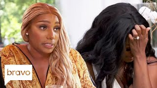 Nene Leakes Walks Out on Marlo Hampton & Kenya Moore Breaks Down Over Her Marriage | RHOA (S12 Ep4)