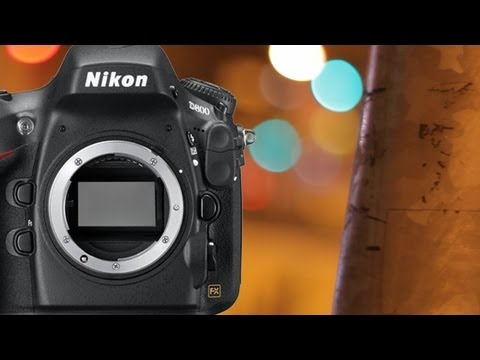 Nikon D800: Low Light Video (ISO 3200)