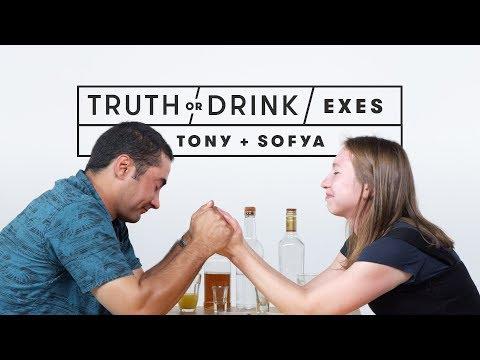 Truth or Drink: Tony & Sofya | Truth or Drink | Cut