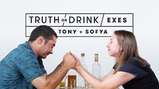 Truth or Drink: Tony & Sofya
