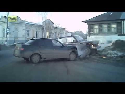 Ruskie drogi odc. 12 (RUSSIAN ROADS) czyli idioci za kierownicą debile na drodze 2017 [Mr Julia]