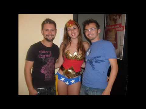 Wonder Woman costume By Boomer with De Luxy (english)