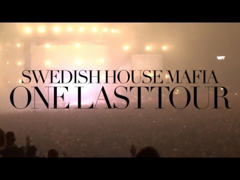 Swedish House Mafia - One Last Tour @ Friends Arena [Full HD], Stockholm, Sweden, 22 November 2012