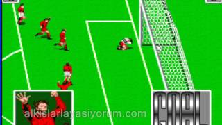 Euro League - Retro Soccer Game