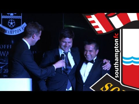 Pochettino Speaks At Player Awards Dinner