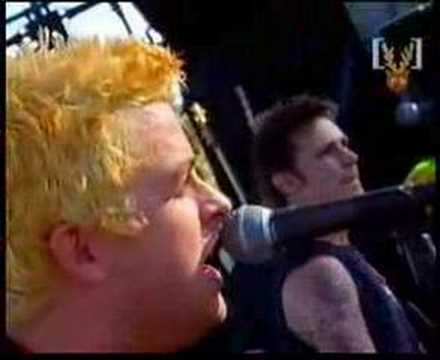 Green Day- Nice Guys Finish
