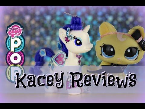 Kacey Reviews: MLP POP Rarity Starter Kit